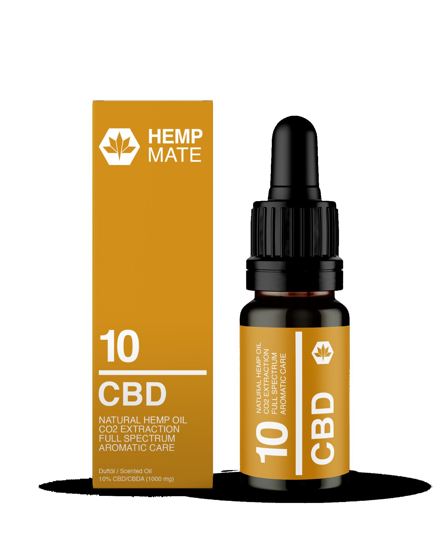 CBD-Öl 10%