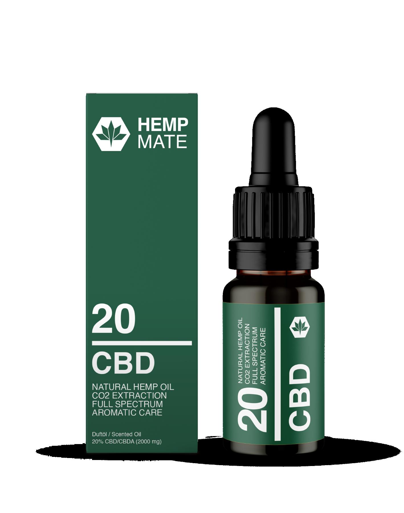 CBD Öl 20%